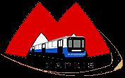 Kharkiv Metro logo