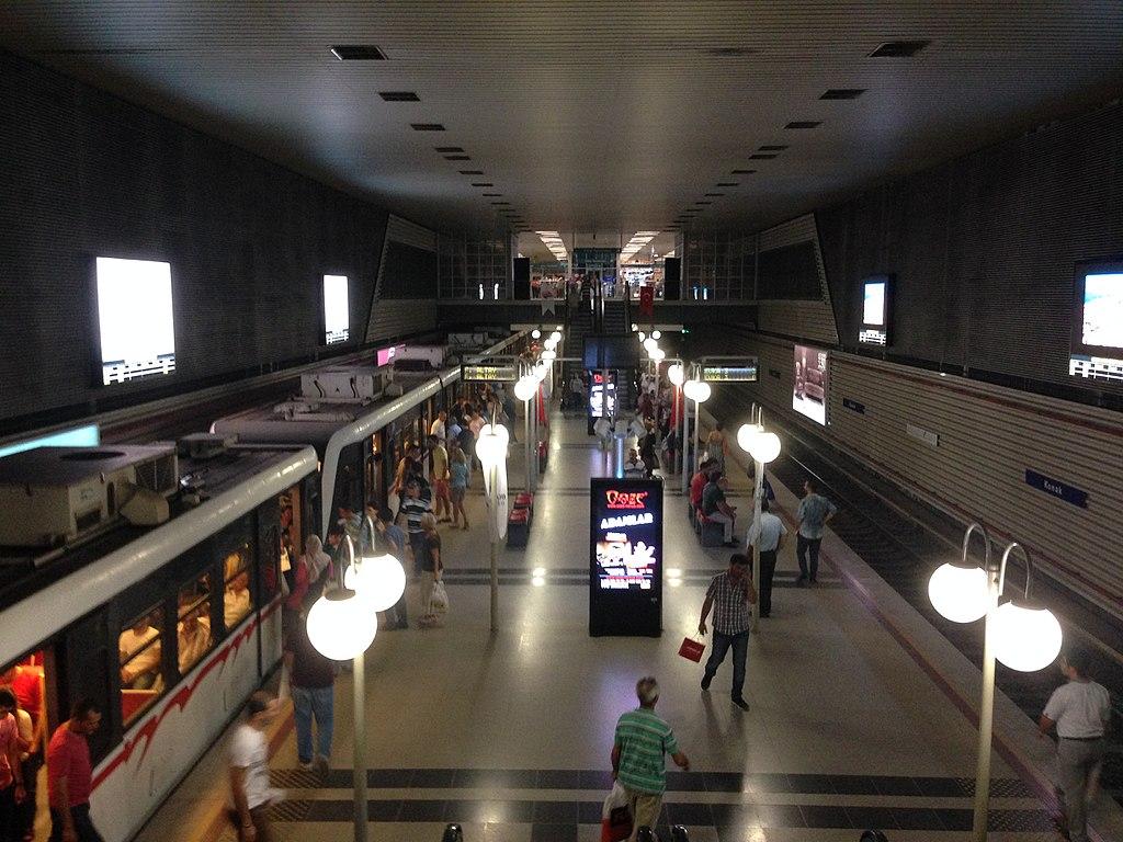 Konak station
