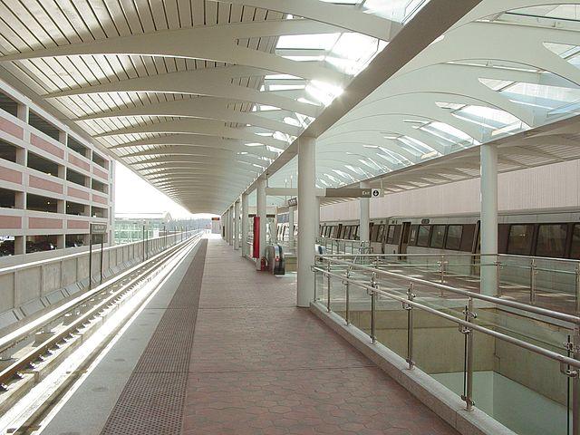 Largo Town Center station