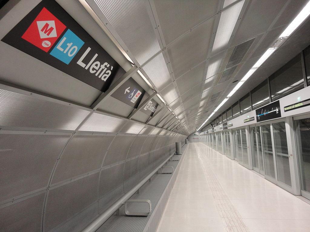 Llefia station
