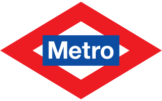 Madrid Metro logo