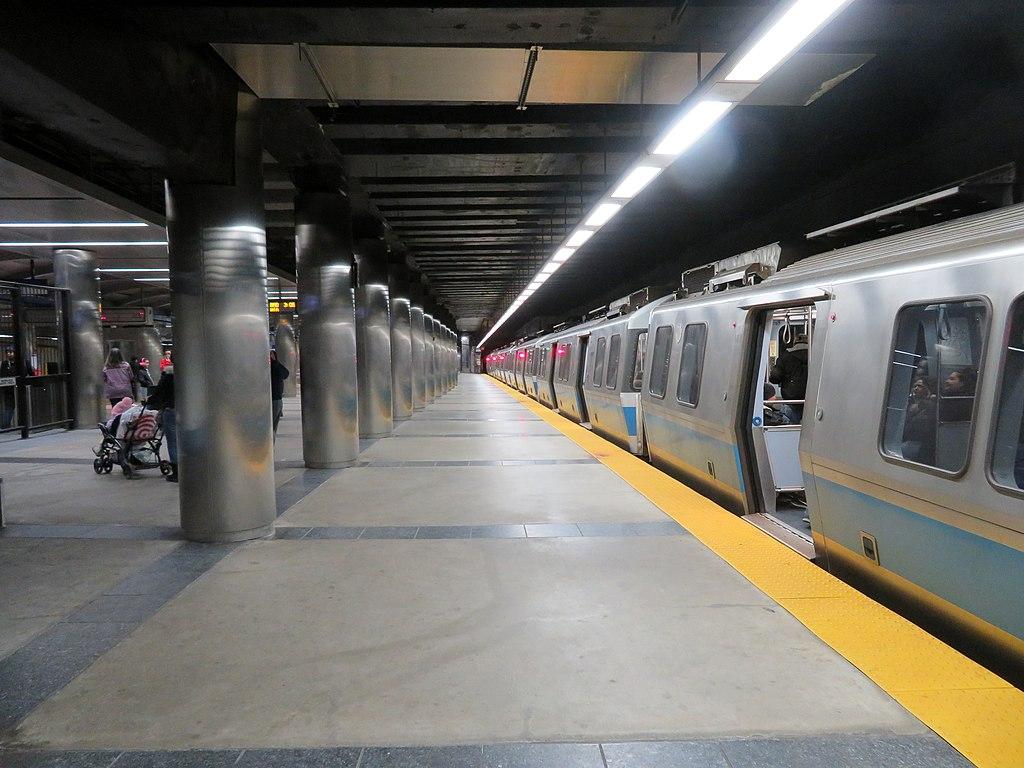 Maverick station