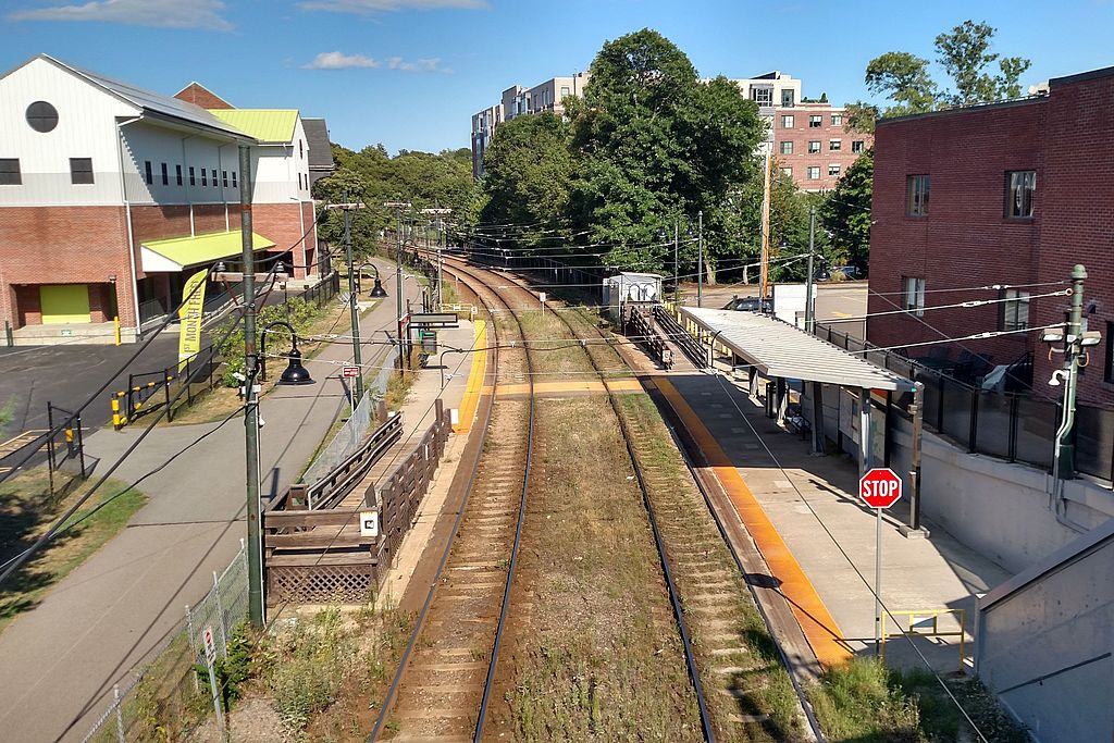 Milton station