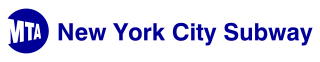 New York City Subway logo