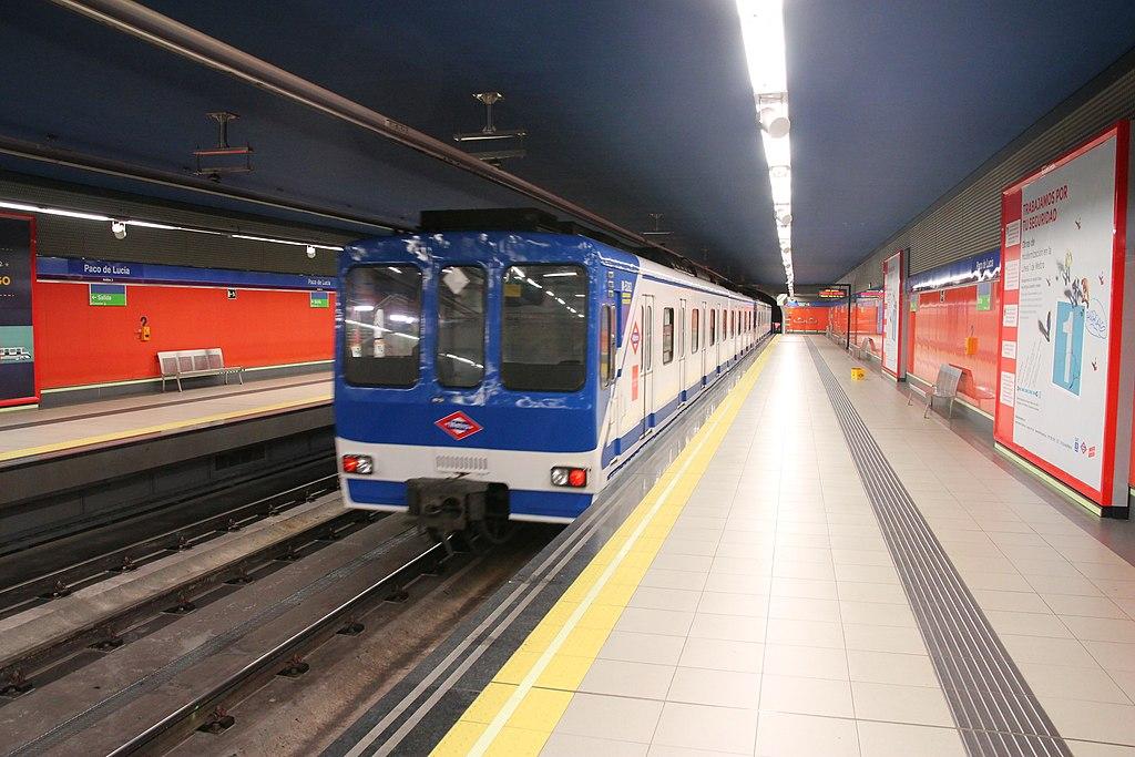 Paco de Lucía Station