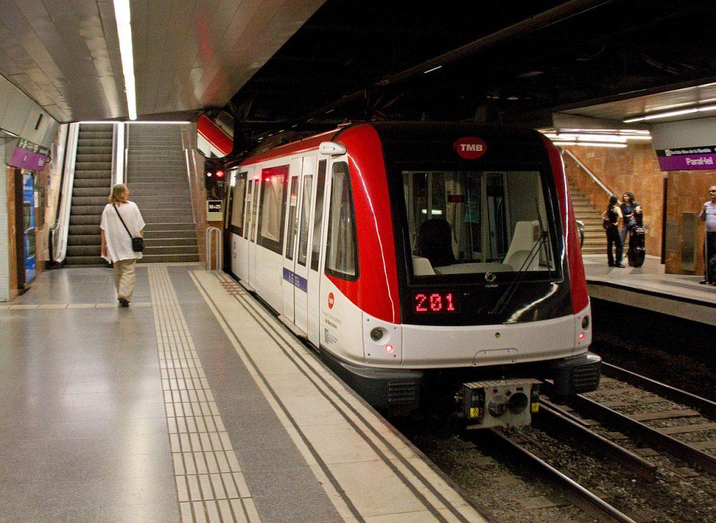 Paral·lel station
