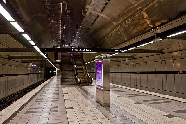 Río Piedras station