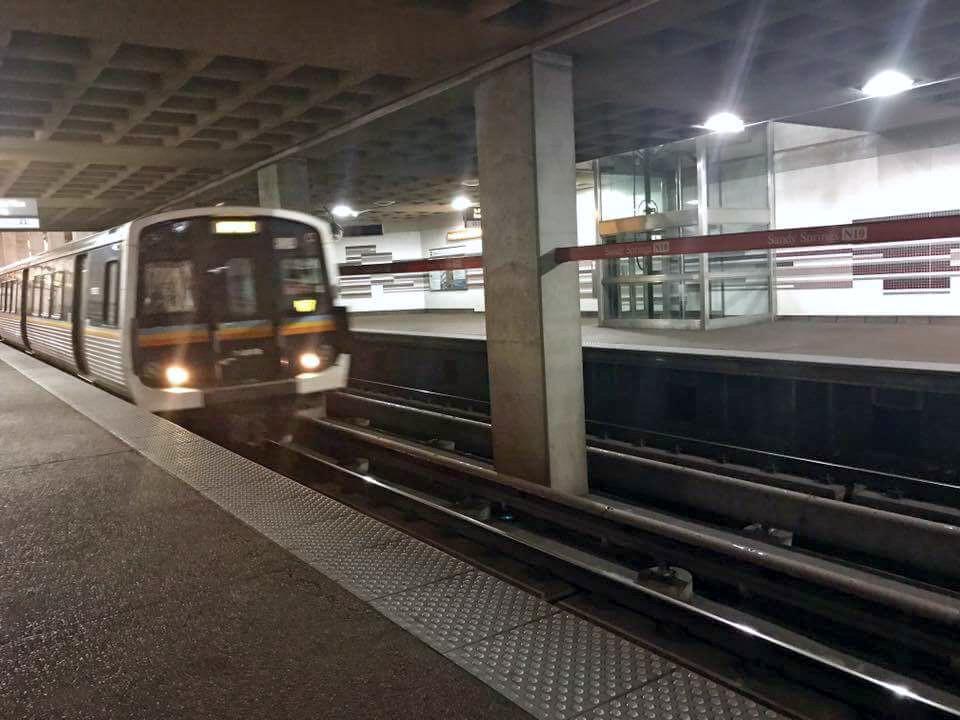 Sandy Springs station