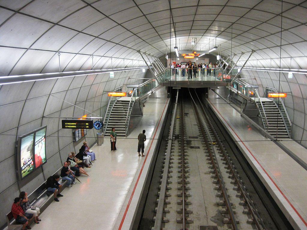 Santurtzi station