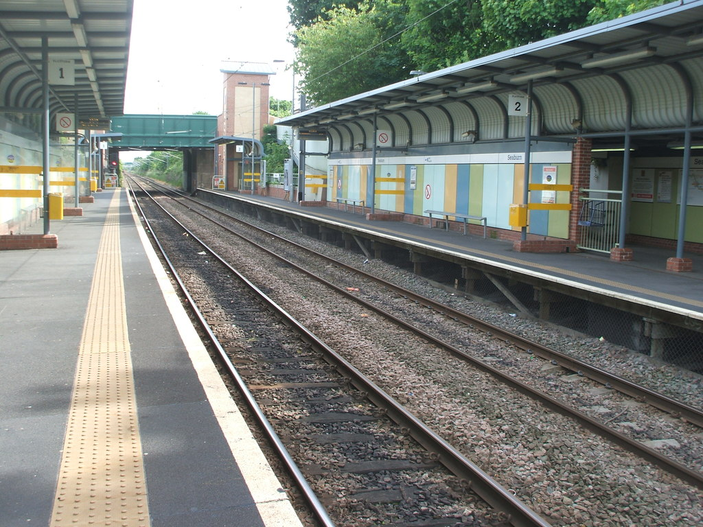 Seaburn Metro station