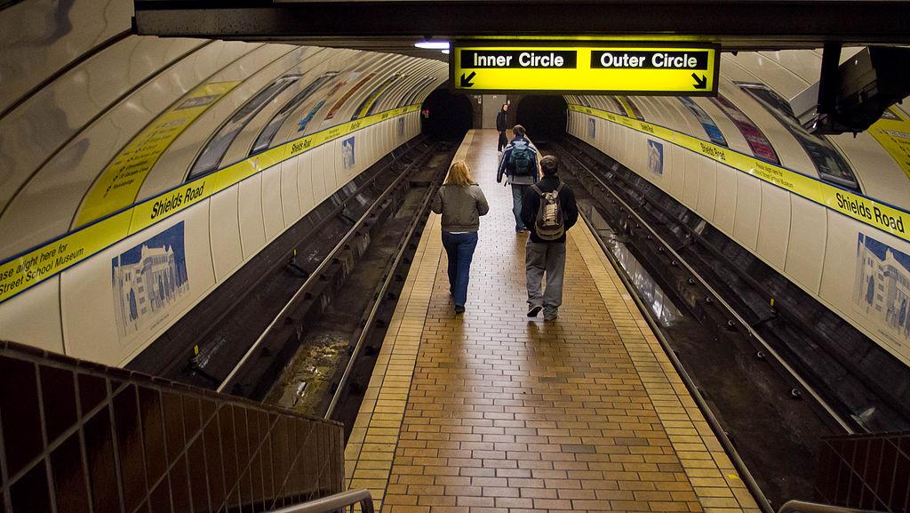 Shields Road subway station