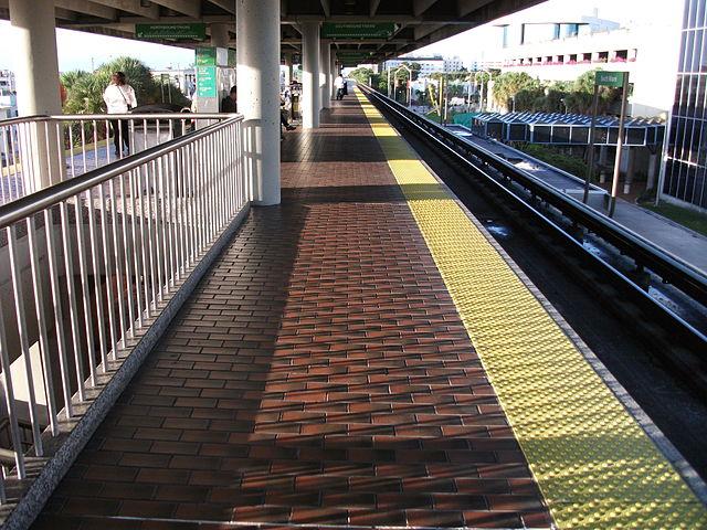 South Miami station