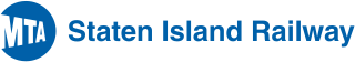 Staten Island Railway (New York) logo