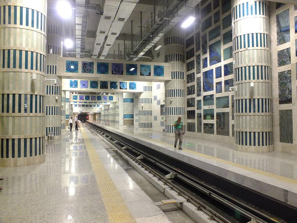 Yenikapı station