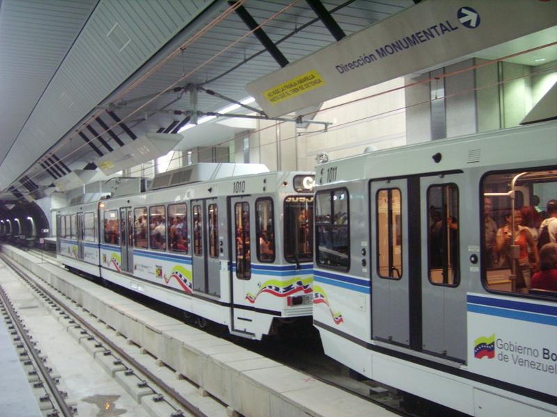 Metro de Valencia, Venezuela