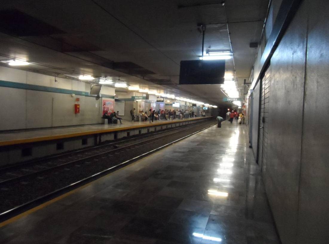 Juárez railway station